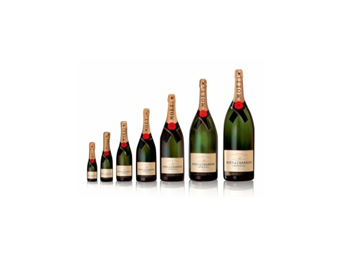 moet all bottles sizes