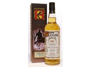 Blackadder Linkwood 1991 22y raw cask
