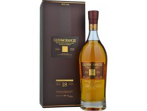 glenmorangie 18yo extremely rare single malt whisky