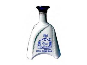 Stříbrná tequila Casa Cofradia
