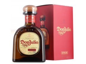don julio reposado mexican rested tequila 70cl 38 abv box