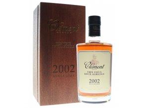 rhum agricole clement millesime 2002 rum