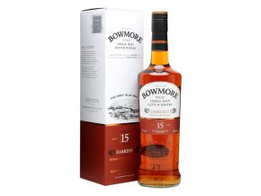 Bowmore 15Y Darkest Sherry Cask 43%