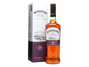 Bowmore 18Y 43% 0,7 l