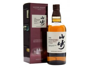 """Suntory Yamazaki Single Malt """"Distiller's Reserve"""" 43%"""