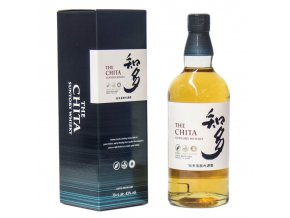 suntory the chita single grain 700ml 43 vol.