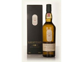 Lagavulin 12Y bottled 2011 limited edition 57,5%
