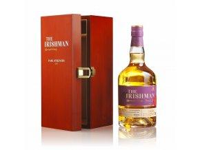 Irishman whiskey Cask Strength