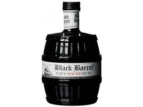 black barrel