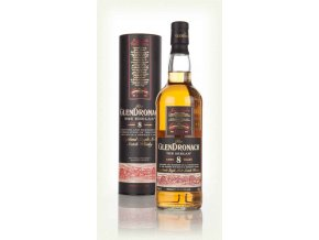 glendronach 8 year old the hielan whisky