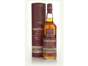 glendronach 12 year old whisky