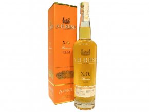 A.H. Riise X.O. Reserve Rum + box