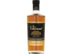 Clément Select Barrel 40% rum