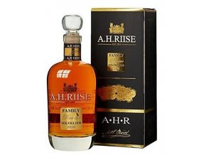 A.H. Riise Family Reserve Solera