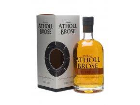 výtečný skotský likér ATHOLL BROSE 0,5l 35%