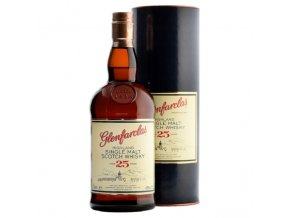 0008626 glenfarclas 25yo highland single malt whisky gift