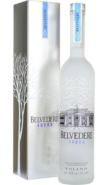 Belvedere vodka 40% 070