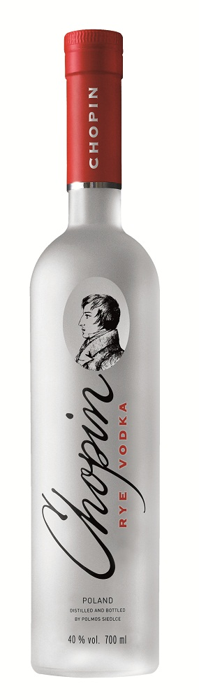 Chopin rye vodka 40% 070