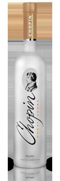Chopin wheat vodka 40% 070