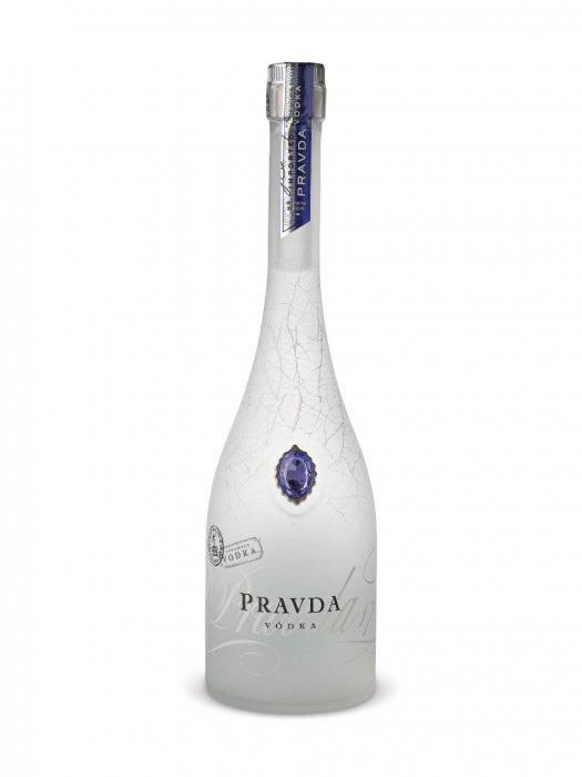 Pravda vodka 40% 0,05l