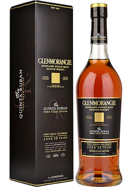 Glenmorangie 12Y Quinta Ruban 46% 0,7 l