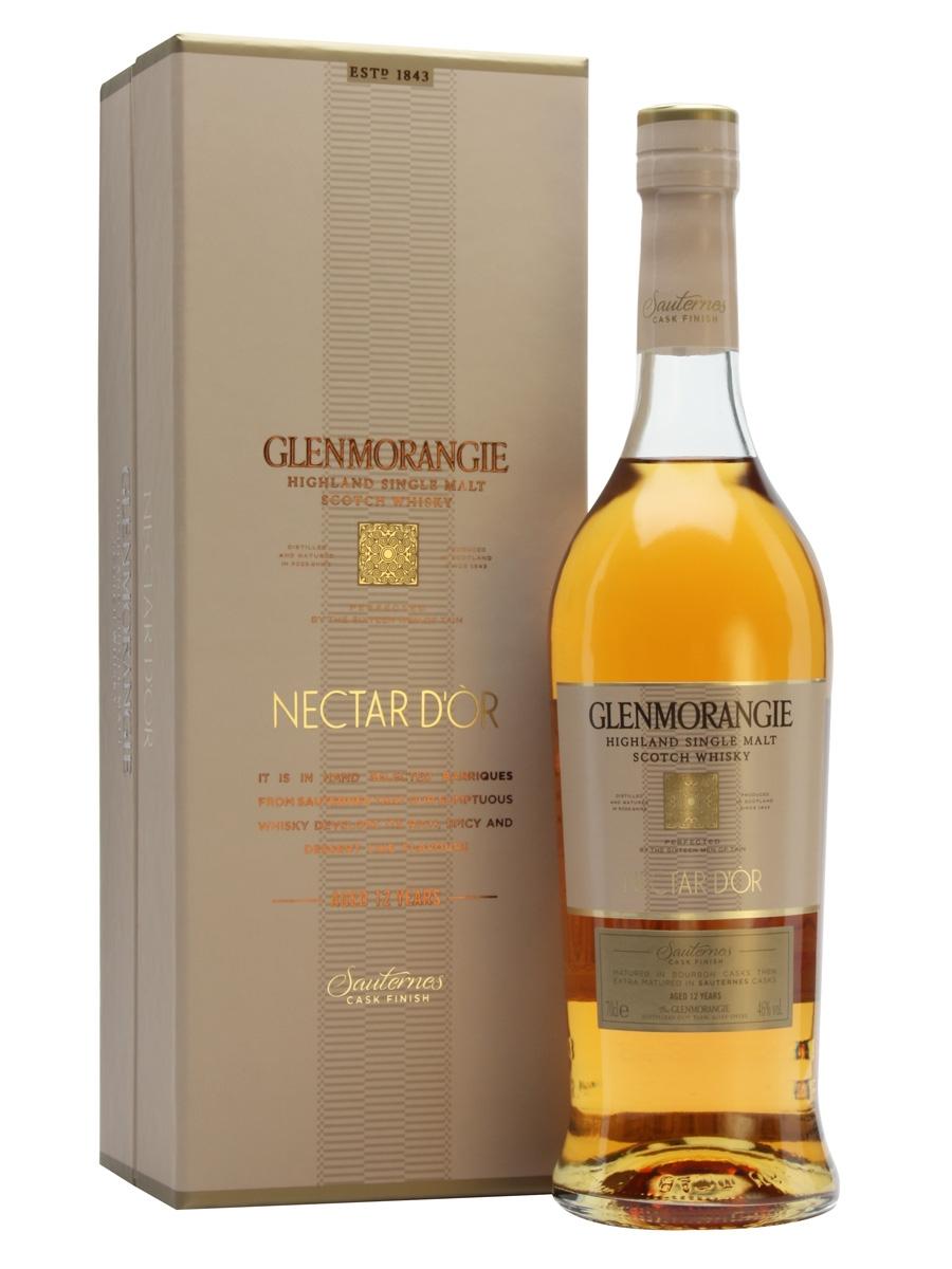 Glenmorangie 12Y Nectar 46% 0,7l