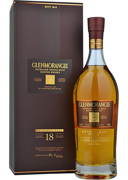 Glenmorangie 18Y 43% 0.7l