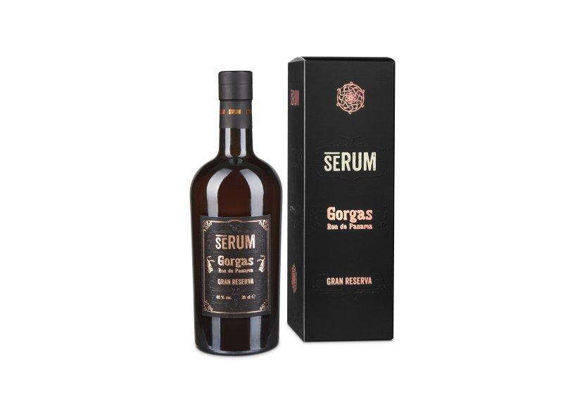 Rum Sérum Gorgas Gran Reserva 070