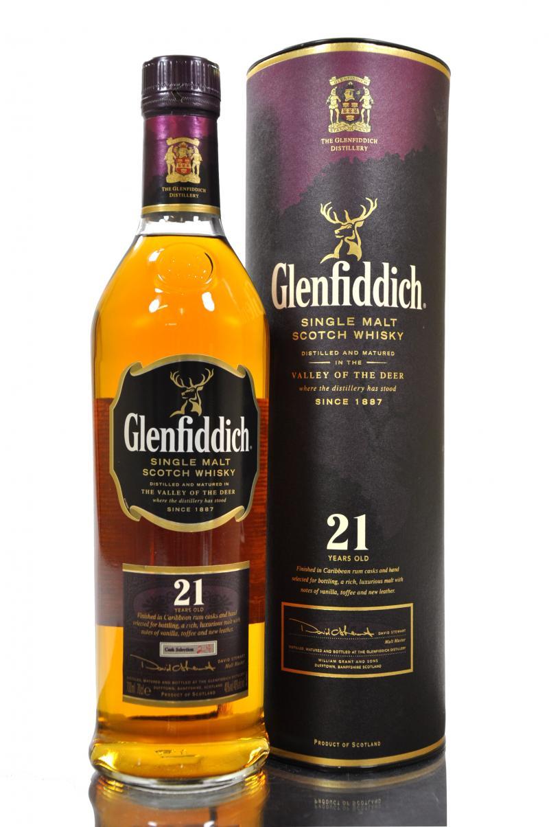 Glenfiddich 21Y 40% 0,7l