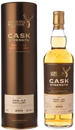 """Caol Ila 2004 60,1% """"CASK Strength"""" GM 070"""