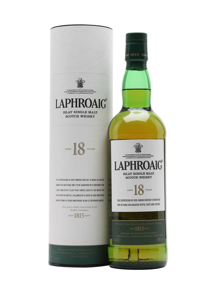 Laphroaig 18Y 48% 0.7l