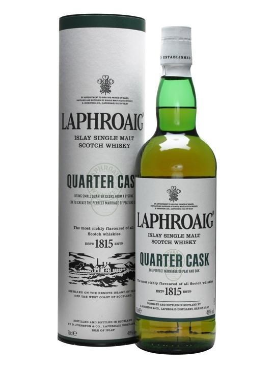 Laphroaig Quarter cask 48% 0.7l