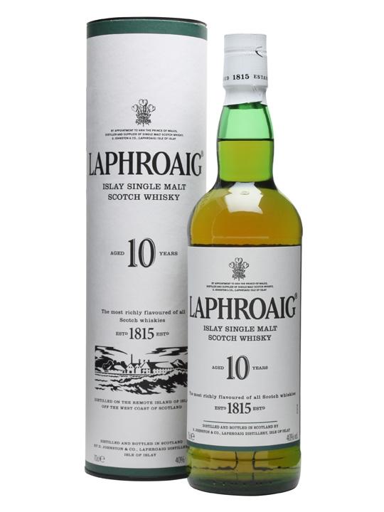 Laphroaig 10Y 40% 0.7l