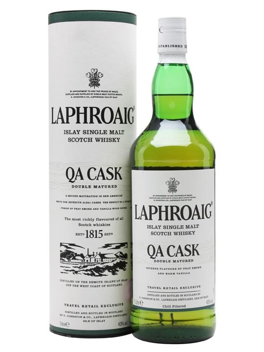 Laphroaig QA Cask 40% 1l