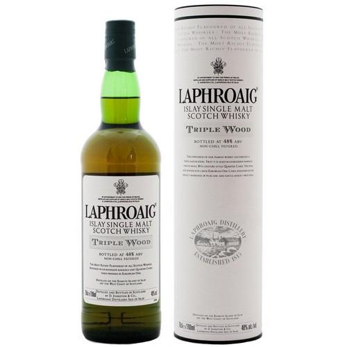 Laphroaig Triple wood 48% 1l