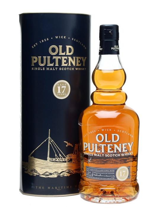 Old Pulteney 17Y 46% 0,7l