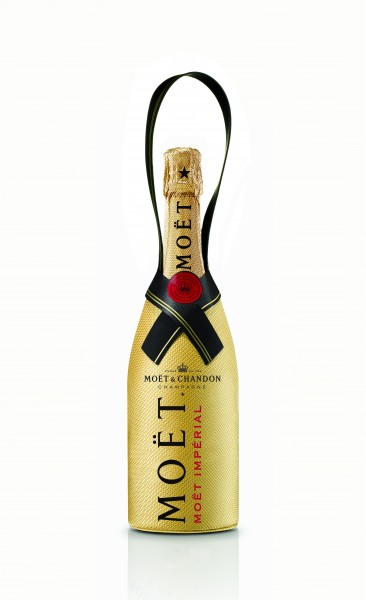 Moët & Chandon Brut Impérial Golden Diamond Suit 0,75 l
