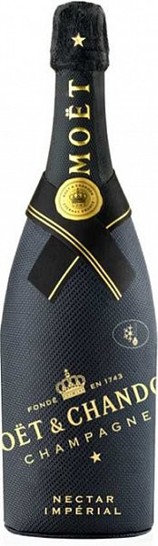 Moët & Chandon Nectar Imperial Diamond Suit 0,75 l