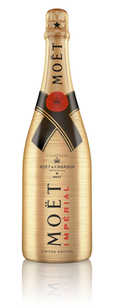 Moët & Chandon Impérial Brut Festive Bottle EOY 2017 0,75l