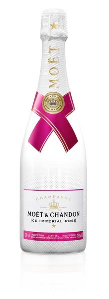 Moët & Chandon Ice Rosé 0,75l