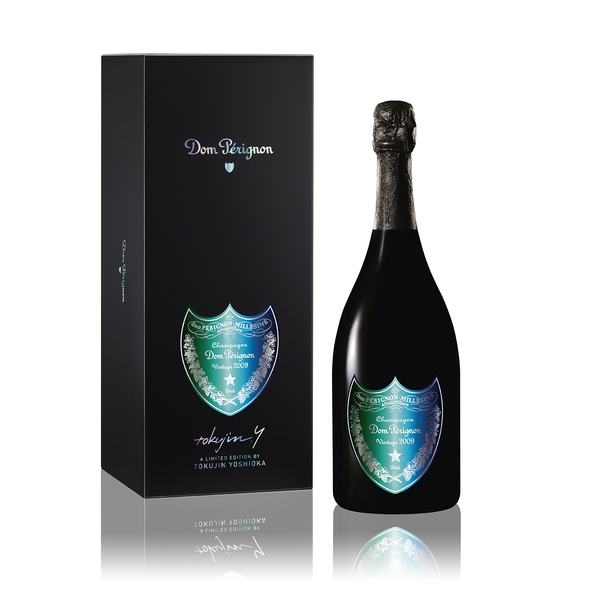 Dom Pérignon Blanc 2009 EOY 2017 GiftBox 0,75l