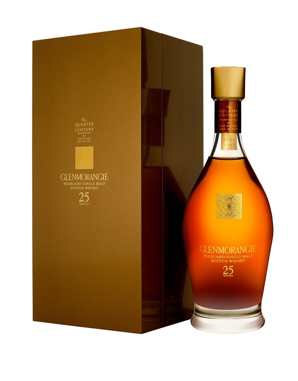 Glenmorangie 25Y 43% 0.7l