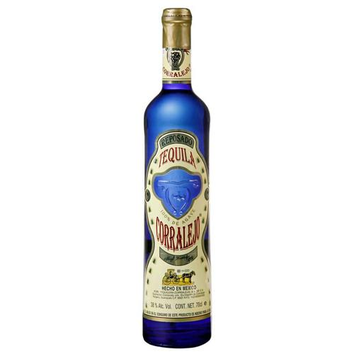 Tequila Corralejo Reposado 100% Agave 0,75l 38%