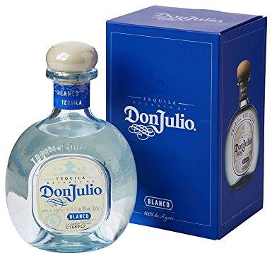 Tequila Don Julio Blanco 0,7 l 38%