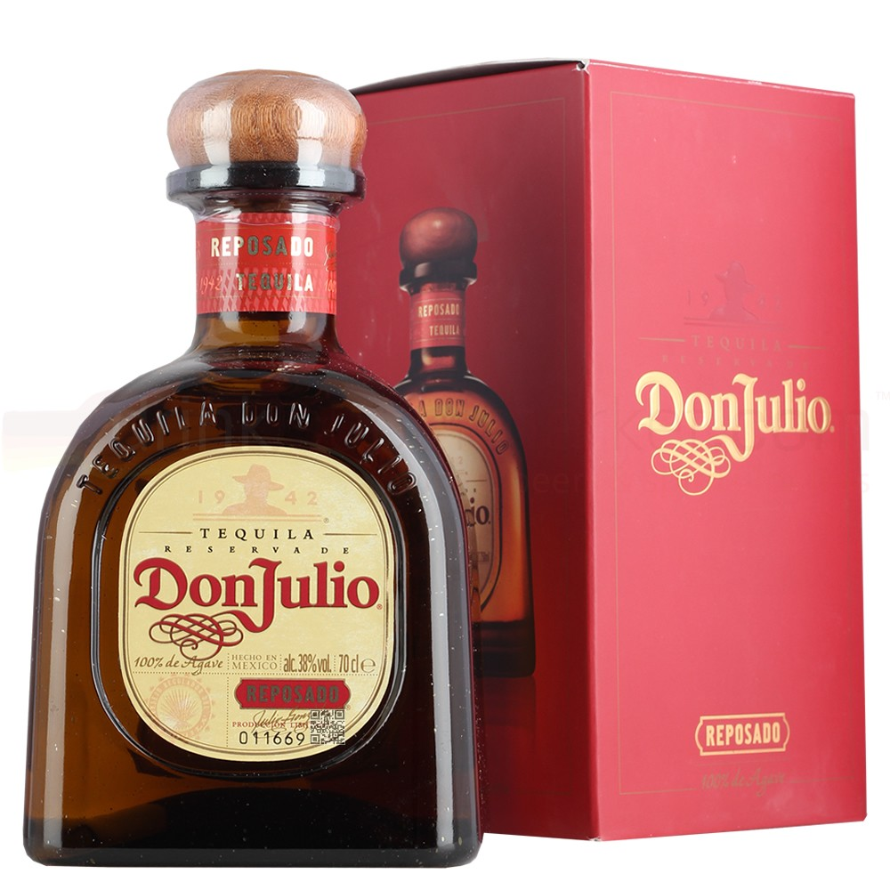 Tequila Don Julio Reposado 0,7 l 38%