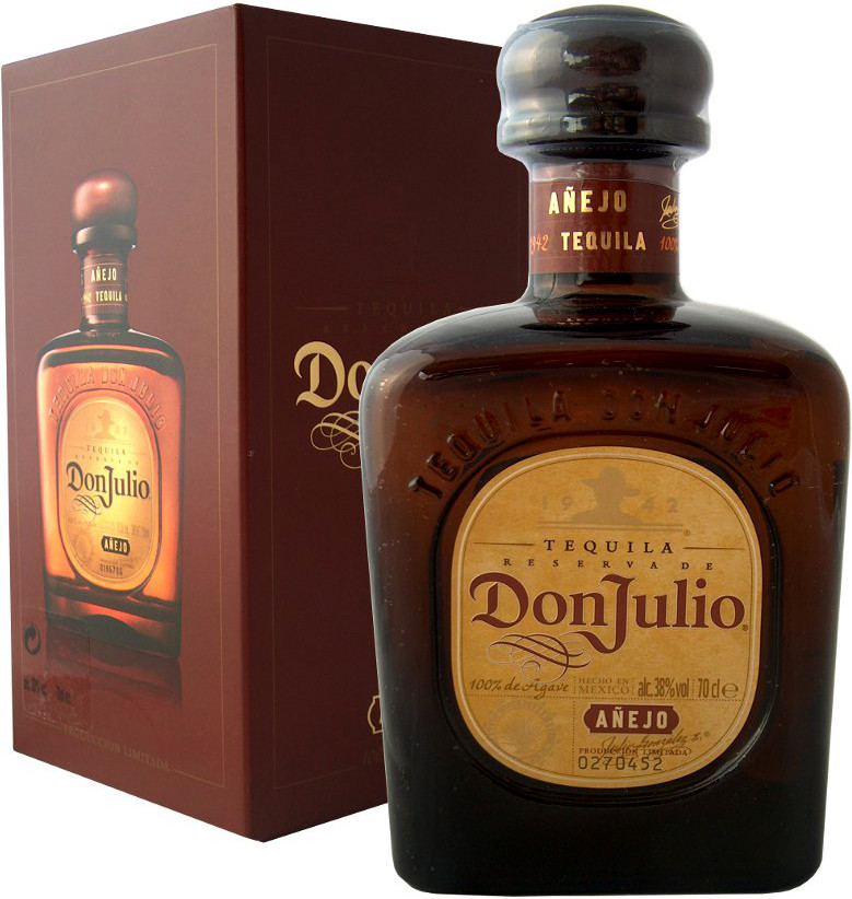 Tequila Don Julio Anějo 0,7 l 38%