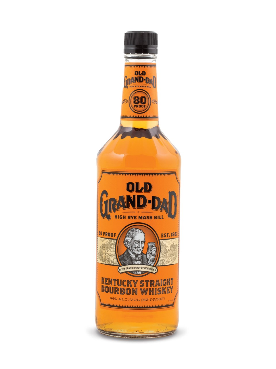 Old Grand Dad 40 % 0,7 l