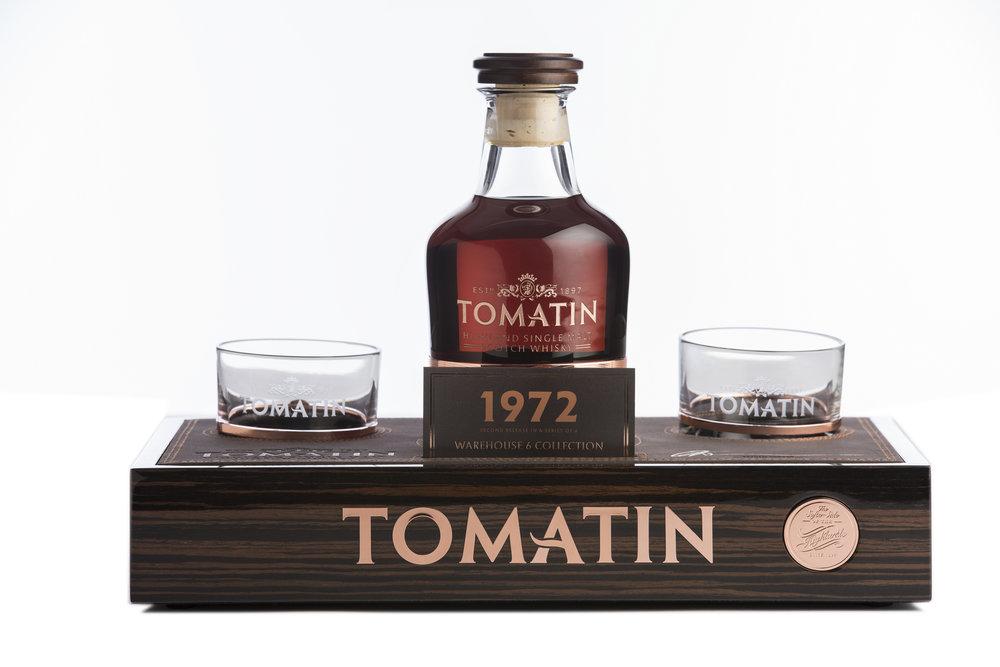 Tomatin 1972 42,1% 0,7 l