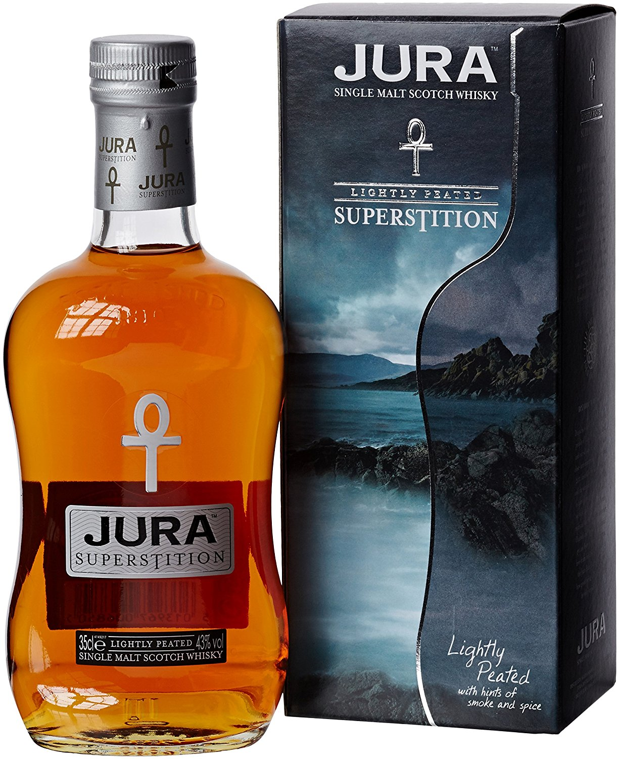 Isle of Jura Superstition 43% 0,7 l