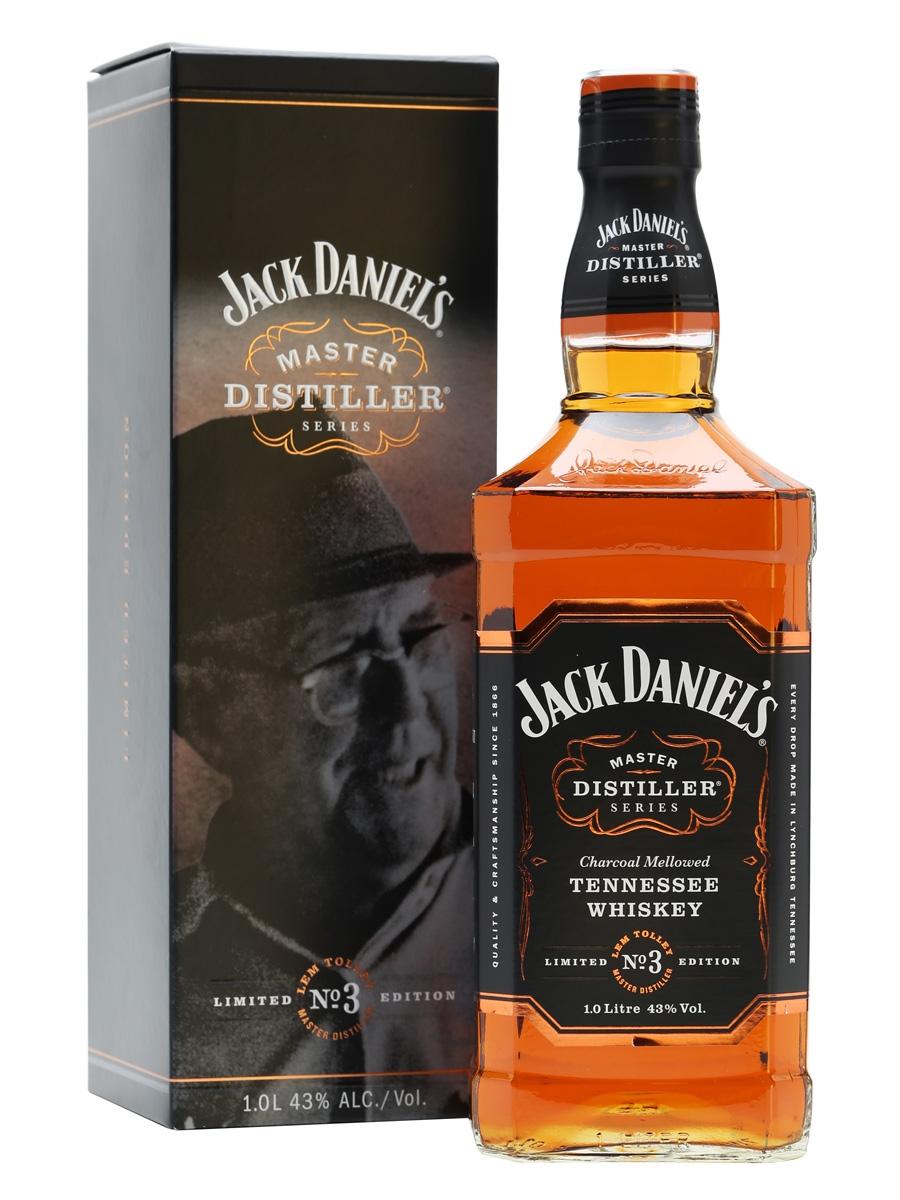 Jack Daniels Master Distiller No.3 Limited Edition 43% 1 l